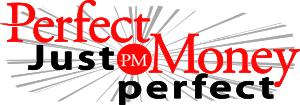 Перфект мани логотип